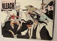 BLEACH  carte postale Shinigamis  ,180 x135 ,Vends autres  Cartes