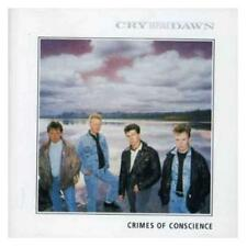 Cry Before Dawn Crimes Of Conscience CD NEW SEALED Irish Folk Rock