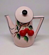 Vintage Ceramic Coffee Pot Wall Pocket 5.75""