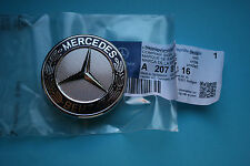 Genuine Mercedes-Benz Flat Bonnet Badge R230 W169 W245 W166 C207 A2078170316