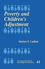 Poverty and Children's Adjustment (Developmental Clinical Psychology a-ExLibrary
