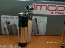 MECHERO IMCO MARTILLO Triplex 6700 Super Lighter ,NEW ,NEU,  steel-black.