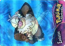 POKEMON ADVANCED CARD HOLO 3D 2004 (CARTE) N° #14  SLAKOTH VIGOROUTH SLAKING