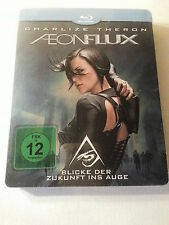 Aeon Flux Blu Ray limited Steelbook, Region Free, oop