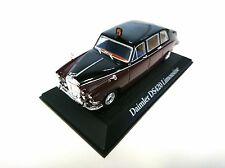DAIMLER DS420 LIMOUSINE QUEEN MOTHER 1970 - 1:43 NOREV ATLAS MODEL VOITURE