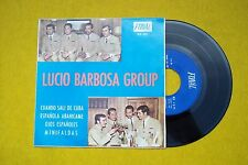"Lucio Barbosa ""Group"" EP spain (EX+/EX+)   7""Ç"