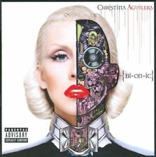 Bionic [PA] by Christina Aguilera (CD, Jun-2010, RCA)