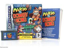 MARIO VS. DONKEY KONG  OVP/Anl. (boxed) °Gameboy Advance / SP Spiel° #2