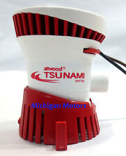 Attwood Tsunami T500 GPH Cartridge Bilge Pump - Bayliner, Four Winns, SeaRay
