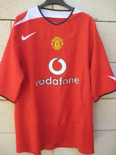 VINTAGE Maillot MANCHESTER UNITED Nike shirt ancien XL