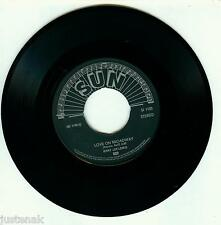 "JERRY LEE LEWIS ""Love on Broadway / Matchbox"" DUTCH SUN SI 1125 VINYL 7""/45"