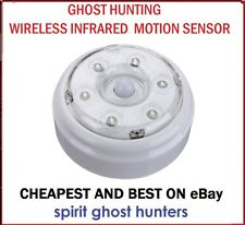 GHOST HUNTING INFRARED DETECTOR MOTION SENSOR -  EVP PARANORMAL SPIRIT EQUIPMENT