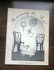 Romancing The Reed Sharon Wright  Basketry Booklet Vintage 1983 Basket Weaving