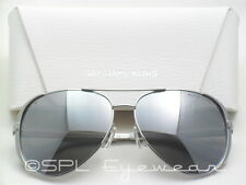 Michael Kors Chelsea Sunglasses MK5004 1001Z3 Silver Flash Mirror Polarized MK
