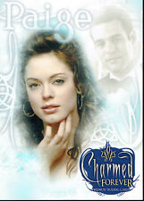 CHARMED FOREVER PROMOTIONAL CARD P-UK
