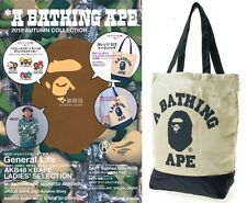 Brand New Limited A Bathing Ape Bape Shoulder Handbag Tote Shopping bag