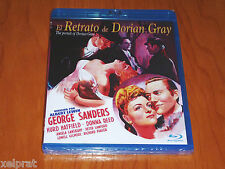 THE PICTURE OF DORIAN GRAY / EL RETRATO DE DORIAN GRAY Albert Lewin BLURAY Preci