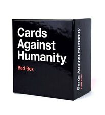 Cards Against Humanity UK Expansion Red Box 1 2 3 Expansion FREE 1st Class SHIP