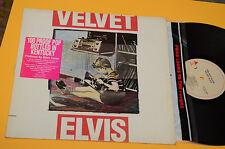 VELVET ELVIS LP SAME ORIG CANADA EX++ TOP COLLECTORS