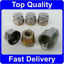 ALLOY WHEEL LOCKING NUTS FOR HONDA CIVIC (1983-2011) SECURITY BOLTS M12X1.5 [6J]
