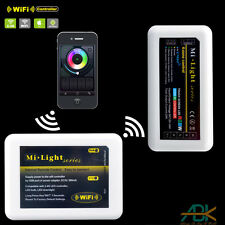 Wireless 2.4G LED RGBW Controller + WiFi iOS Android APP MiLight for strip light