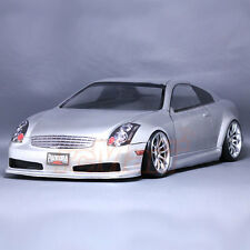 Pandora RC Cars NISSAN SKYLINE V35 350GT 1:10 Drift 198mm Clear Body #PAB-117