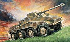 ITALERI 7047 - 1/72 DEUTSCHES SD.KFZ 234/4 (WWII / 2. WELTKRIEG) - NEU