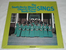 The South Rocky Mount Church of God Youth Choir SINGS - Mark Five