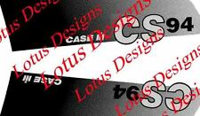 Case IH CS94 decal / stickers set