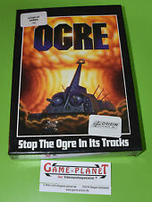 Ogre stop the Ogre in its tracks NUOVO OVP Atari ST in pellicola GAME-PLANET-Shop