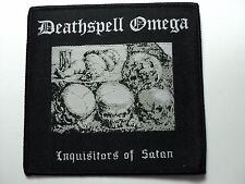 DEATHSPELL OMEGA  WOVEN  PATCH