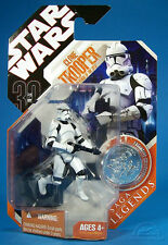 STAR WARS SAGA LEGENDS: CLONE TROOPER - REVENGE of the SITH