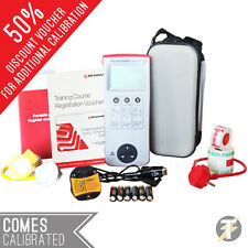 Seaward Primetest 100 PAT Tester+Online PAT Training Course+Accessories (K-100E)