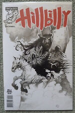 HILLBILLY #2..ERIC POWELL..ALBATROSS 2016 2ND/SECOND PRINT VARIANT..NM..GOON