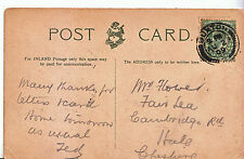Genealogy Postcard - Family History - Flower - Hale - Cheshire  A1519