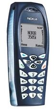Vintage Nokia 3585i Mobile Cell Bar Phone SimpleFreedom