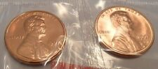 1991 P & D Lincoln Memorial Cent / Penny Set *MINT CELLO*  **FREE SHIPPING**