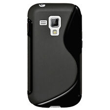 AMZER TPU Protective Back Case Cover for Samsung Galaxy S Duos 2 Galaxy S Duos