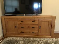 NEXT Hudson Sideboard - Oak