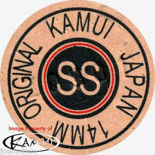 1 Kamui BROWN Tip (SUPER SOFT = SS) New Red Ring  -  FREE US SHIPPING