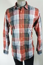 G H Bass & co mens casual shirt Large