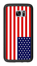 American USA Flag For Samsung Galaxy S7 G930 Case Cover by Atomic Market