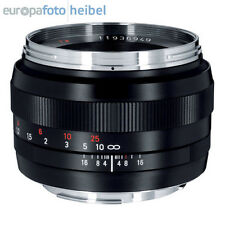 Carl Zeiss planar t 50 mm f/1.4 zf.2 lente para Nikon mercancía nueva