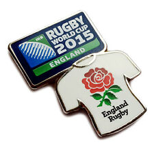 Rugby World Cup 2015 England Rugby Jersey Pin