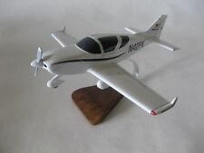 Glasair II 2 Airplane Desktop Wood Model B