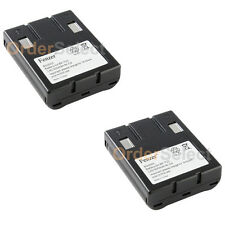 2x Cordless Home Phone Battery Pack for Vtech 80-1280-00-00 80-4134-00-00
