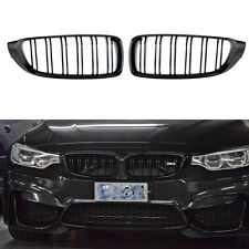 Front Kidney Grille Double Slat M4 for BMW F32 F33 F36 F82 Cabriolet Coupe CA00