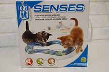 Catit Design Senses Elevated Speed Circuit Toy for Cats