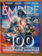Empire August 2015 Cara Delevingne Jake Gyllenhaal 100 Greatest Movie Characters