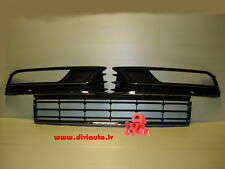 VW PASSAT B7 2011-2014 FRONT BUMPER GRILLE L+R+Middle with 2 chrome stripe